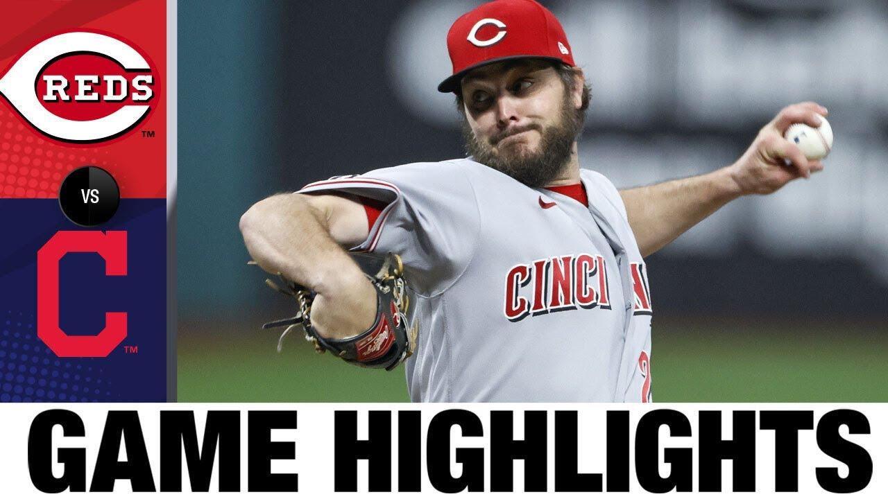 Download Reds vs. Indians Game Highlights (5/7/21)   MLB Highlights