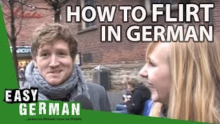 Easy German 12 - Flirting