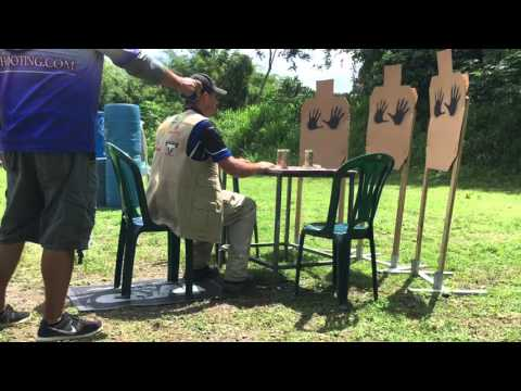 Robert Vogel 2016 Pan American Invitational Championship