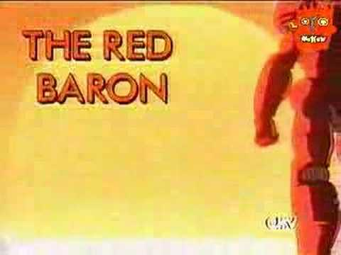 Red Baron Opening Locomotion 1998