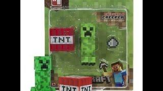 Minecraft! Встречаем Крипера!