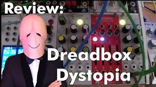 Dreadbox Dystopia Eurorack all functions with direct sound