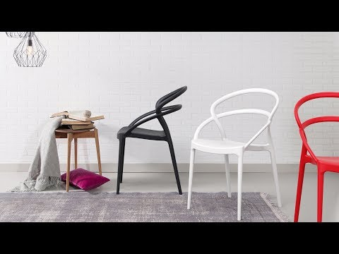 PIA chair, Siesta Exclusive Italiving Outdoor