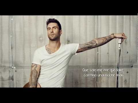 Maroon 5 One More Night Subtitulada En Español