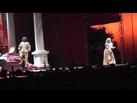 FABIO ARMILIATO - OTELLO - Duetto Atto 3' con D.Dessì+Monologo.Opéra de Wallonie de Liége