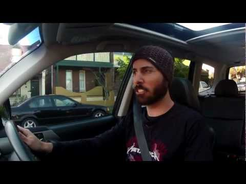 MOOG Reviews His MY09 Subaru Forester XT