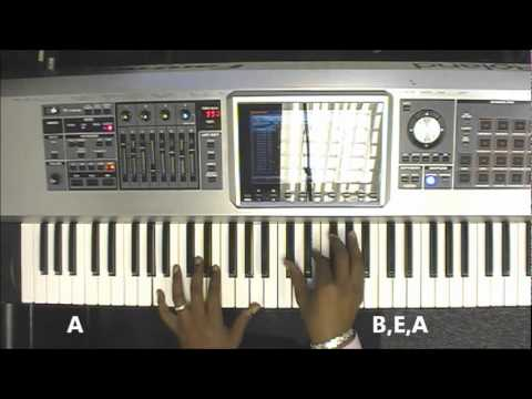 Shout to the Lord - Easy Version (A).wmv