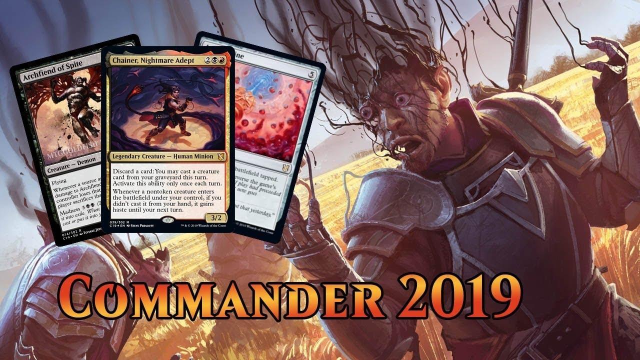 Commander 2019 Spoilers — August 8, 2019 | Final Legendaries