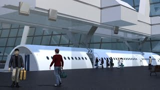 Airbus files patent for removable aircraft cabins to reduce plane turnaround time