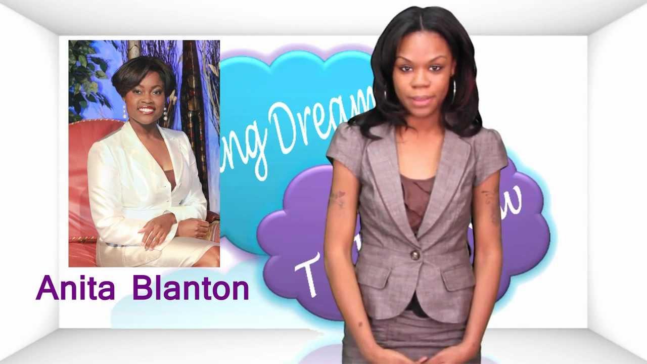 COMING SOON: Showing Dreams Talk Show with Anita Blanton ...