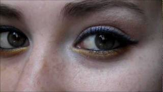 """Subtle Summer Eyeshadow Tutorial"" xBeeutyMarkedx Contest ""Beach Inspired"" Thumbnail"