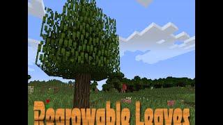 Regrowable Leaves