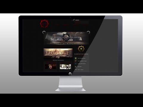 Darth Empire   Recruitment Entry   Web Design  
