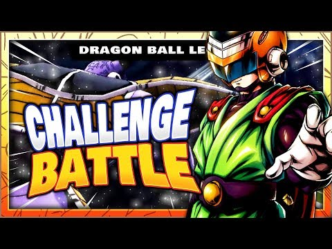 ? COMMENT RÉUSSIR LE CHALLENGE BATTLE LEGENDS ROAD GREAT SAIYAMAN ? DRAGON BALL LEGENDS FR