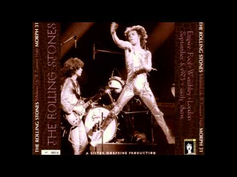 The Rolling Stones - London 1973 Sept, 8 first show