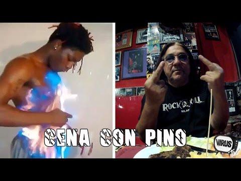 FIRE CHALLENGE - Pino Scotto