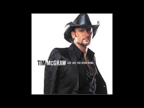 Tim McGraw - Kill Myself