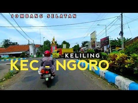 Download Keliling Kecamatan NGORO - Jombang‼ - Agent Taufiq Motovlog
