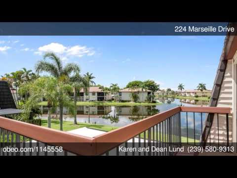 224 Marseille Drive Naples FL 34112 - Karen and Dean Lund - Coldwell Banker Naples 5th Ave S