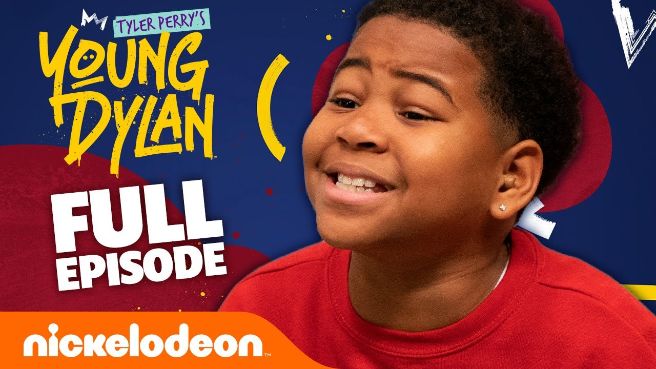 """Download Dylan Crashes a Party! 🥳 Tyler Perry's Young Dylan FULL EPISODE 