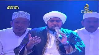 Shalawat Habib Syech. di Malam Cinta Rasul 2015 Malaysia. Part 1