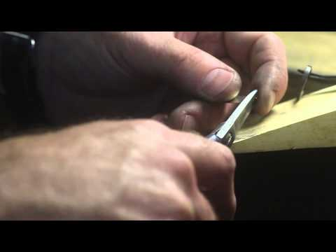 Jewellery repair - Making a new gold ring from an old one