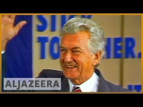 🇦🇺 Australia's former Prime Minister Bob Hawke dies at 89 | Al Jazeera English