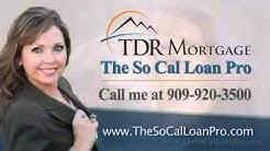 FHA Loans Fontana CA - Stated Income Loans - VA Loans - Jumbo Loans - Refinance