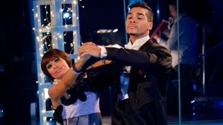 Louis Smith & Flavia Cacace Waltz to 'Moon River' - Strictly Come Dancing 2012 - Week 6 - BBC One