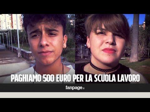 Quando l'alternanza scuola - lavoro si paga: studenti spendono fino a 500€ per divise e trasporti