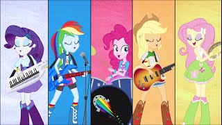 [Russian] Equestria Girls Rainbow Rocks | Лучше чем были [HD]