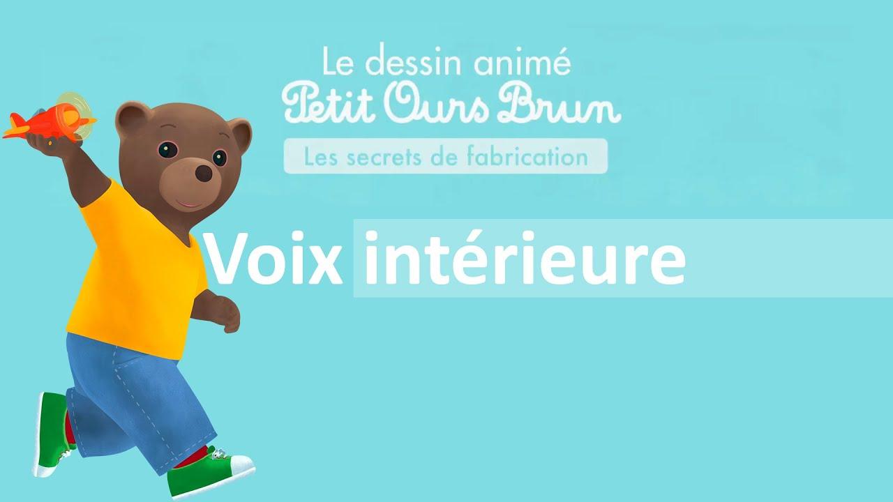 Joyeux Noel Petit Ours Brun.Petit Ours Brun 3d Voix Interieure Making Of