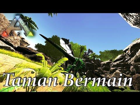 Taman Bermain Dino - Ark Survival Evolved Indonesia #10