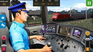 City Train Driver Simulator 2019|| Walkthrough Gameplay screenshot 2