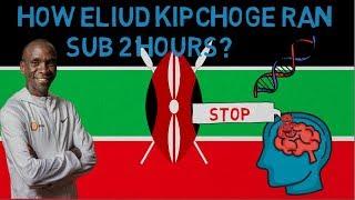 How Eliud Kipchoge Ran a Sub 2 Hour Marathon? (Explained)