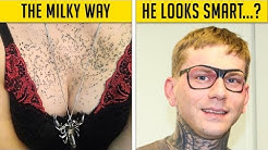 Worst Tattoo Fails That Are So Dumb They Are Funny