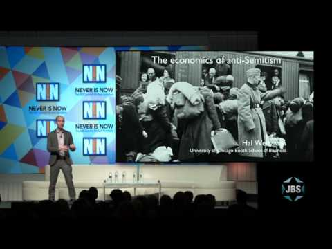 ADL's Never Is Now 2016: The Business Case Against Antisemitism