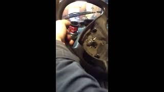 Снятие рулевого колеса с автомобиля УАЗ