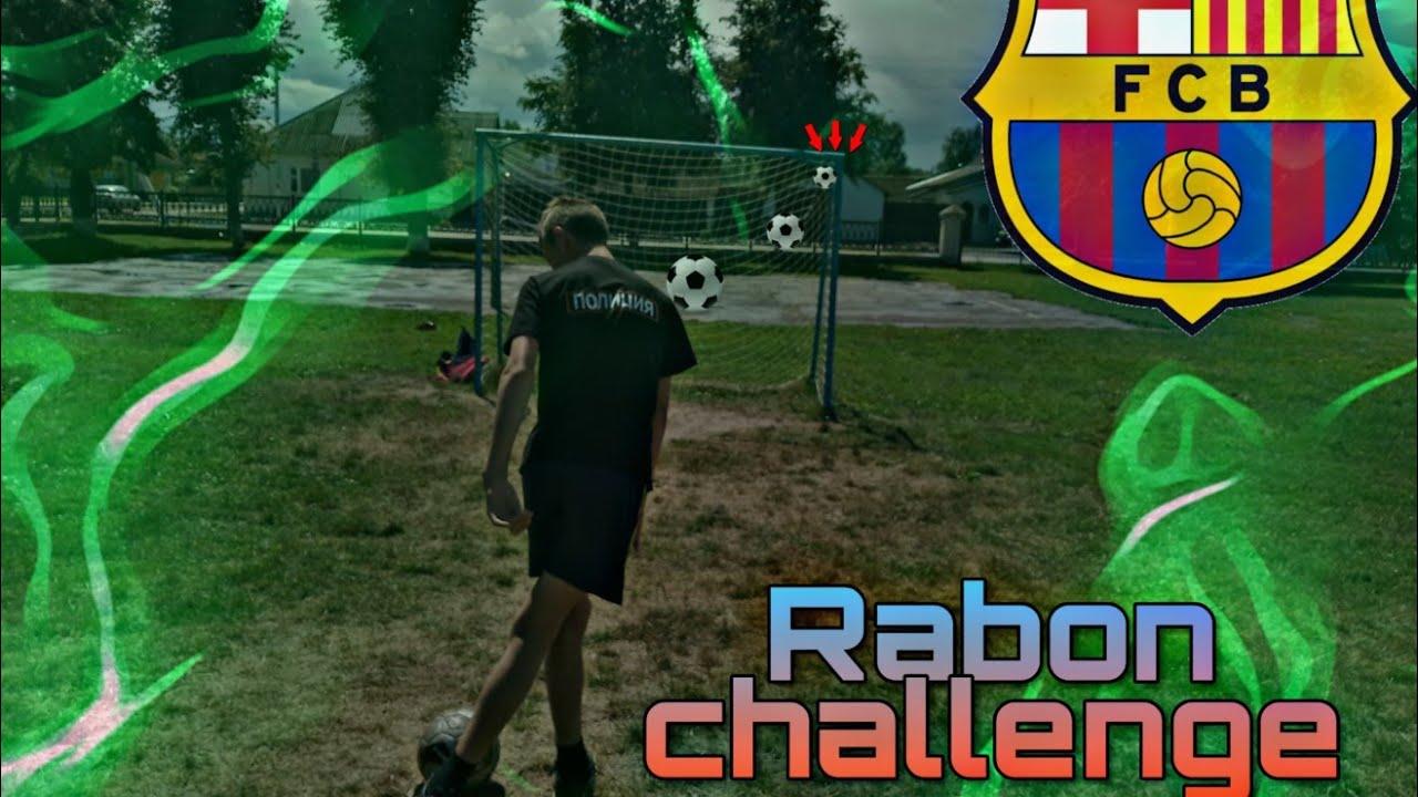 Рабона Челендж.  Rabon Challenge with Mr. bliz.