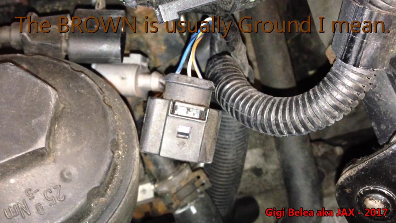 dtc 19463 camshaft position sensor no signal