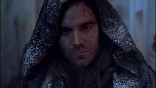 Сериал Спартак. Ганник и Сибилл сбегают из города