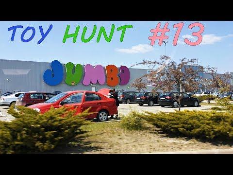 Toy Hunt #13 JUMBO Toy Store Romania