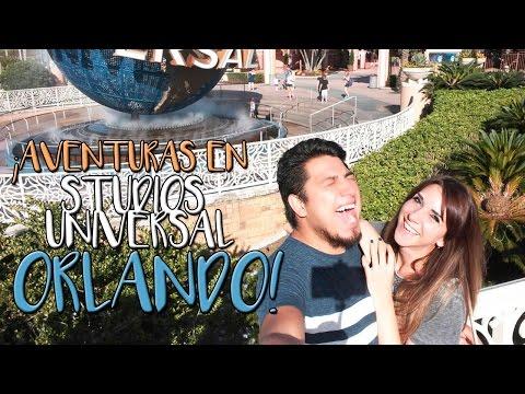 AVENTURAS EN LOS UNIVERSAL STUDIOS ORLANDO ❤ Amor Sin Distancia