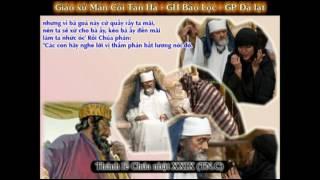Lễ Chúa Nhật XXIX (TN.C)GX Tân hà - GH Bảo lộc - GP Đà lạt.