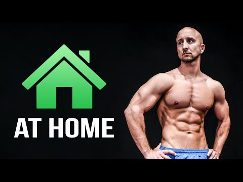 How to Work Out At Home! (No Equipment Needed)