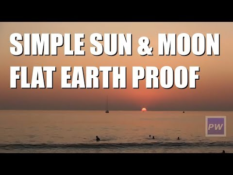 How Sun & Moon Circle Above Flat Earth thumbnail