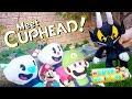 Cuphead and Mugman! - Cute Mario Bros.