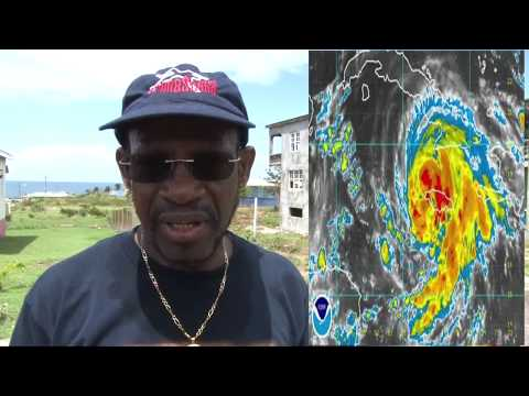 POST IRMA WALK ABOUT Sept 8th  by The Rt. Hon. Dr. Denzil L. Douglas