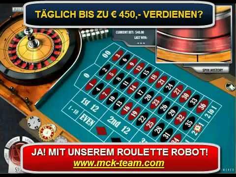 Roulette System Kostenlos