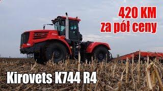 Kirovets K744 R4 – 420 KM za pół ceny